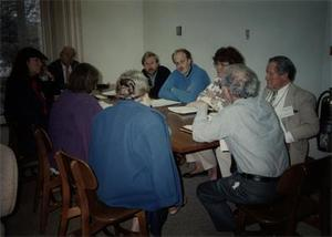Faculty Discussion III.