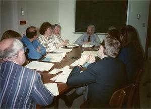 Faculty Discussion I.