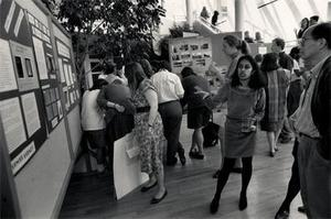 Poster presentations.