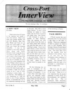 Cross-Port InnerView, Vol. 8 No. 5 (May, 1992)
