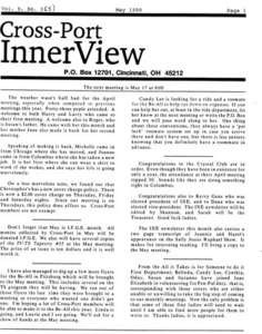 Cross-Port InnerView, Vol. 6 No. 5 (May, 1990)