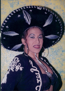 Sherie Van Crawford, Miss Gay Escandalo 1995