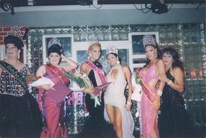 Miss Gay Mexico Contest at CHAOS