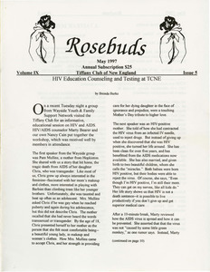 Rosebuds Vol. 9 No. 5 (May, 1997)