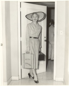 Christine Jorgensen on a Trip to Cuba