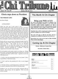 The Chi Tribune Vol. 20 Iss. 9 (September, 1995)