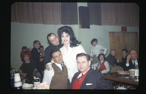 G.G. Allen Posing at Kansas City Jewel Box Revue with Others (1959)