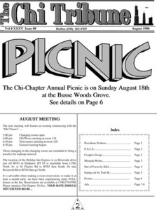 The Chi Tribune Vol. 35 Iss. 08 (August, 1996)