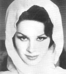 April Ashley Headshot (1956)