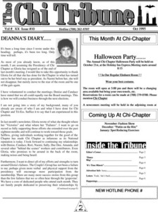 The Chi Tribune Vol. 20 Iss. 10 (October, 1995)
