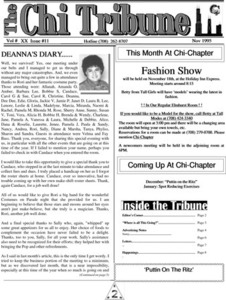 The Chi Tribune Vol. 20 Iss. 11 (November, 1995)