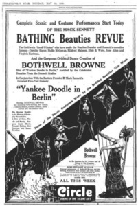 Bathing Beauties Revue
