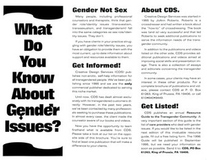 What Do You Know About Gender Issues?