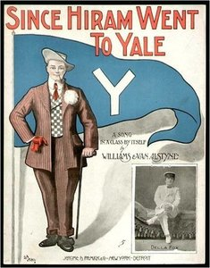 Since Hiram Went To Yale
