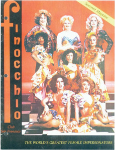 Finocchio Club San Francisco: The World's Greatest Female Impersonators (1982)