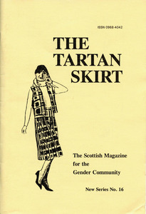 The Tartan Skirt: The Scottish Magazine for the Gender Community No. 16 (October 1995)