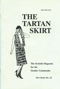 The Tartan Skirt: The Scottish Magazine for the Gender Community No. 14 (April 1995)