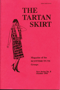 The Tartan Skirt: Magazine of the Scottish TV/TS Group No. 8 (October 1993)