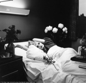 Candy Darling on Her Deathbed (1974)