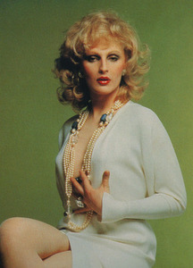 Candy Darling in a White Dress