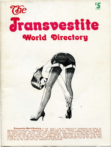 The Transvestite World Directory No. 41