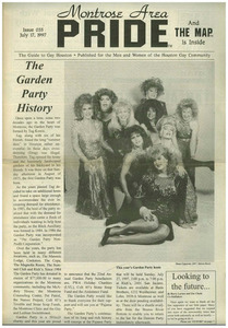 The Garden Party History