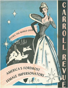 Carroll Revue: America's Foremost Female Impersonators (1956)