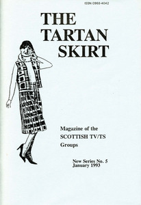 The Tartan Skirt: Magazine of the Scottish TV/TS Group No. 5 (January 1993)