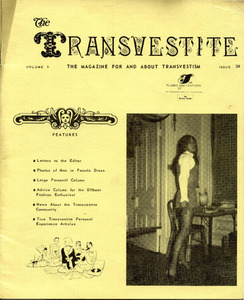The Transvestite Magazine: Vol. 3 No. 34