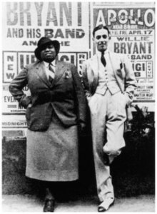 Gladys Bentley and Willie Bryant