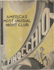 America's Most Unusual Night Club Finocchio's