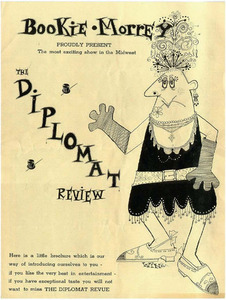 Bookie-Morrey Proudly Present The most exciting show in the MIdwest: The Diplomat Review