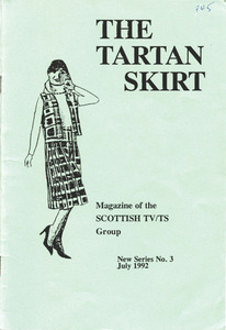 The Tartan Skirt: Magazine of the Scottish TV/TS Group No. 3 (July 1992)