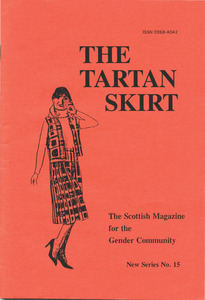 The Tartan Skirt: The Scottish Magazine for the Gender Community No. 15 (July 1995)