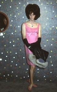 Drag Queen at The Colony (November 1968)