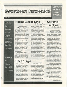 The Sweetheart Connection Vol. 5 No. 4 (Fall 1997)