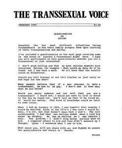 The Transsexual Voice (February 1995)