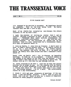 The Transsexual Voice No. 3 (1995)