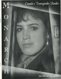 The Monarch: Canada's Transgender Reader No. 43 (Fall 1996)
