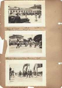 Memorial Day Parade May 1938