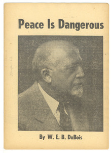 Peace is dangerous
