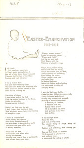 Easter emancipation