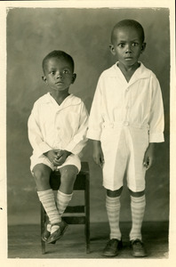 George Jackson and Thomas Oliver Harper