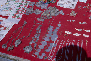 Antique and modern jewelry in Ohrid