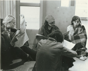 Student sit-in