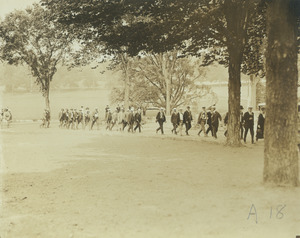Class of 1882 on parade