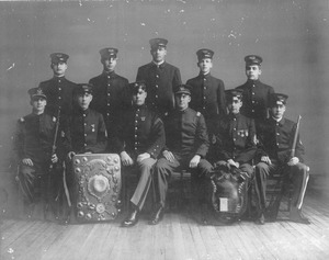 1913-1914 Massachusetts Agricultural College Rifle Club