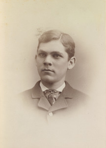 Class of 1882 unidentified man