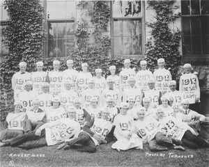 Class of 1913 at 8th reunion