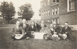 Class of 1882 at 25th reunion